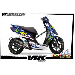 Yamaha Jog Rossi