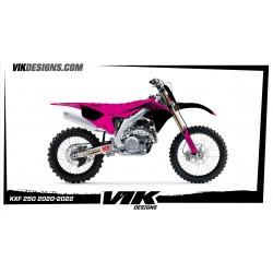kawasaki 2022 pink