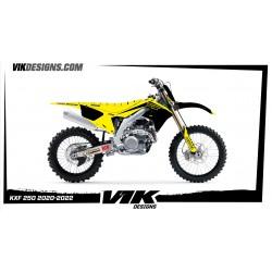 kawasaki 2022 yellow